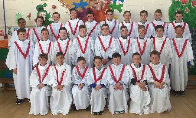 Confirmation Class 2015 (2)
